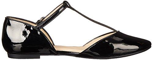 d9928746081d Nine West Women s Zenda Synthetic Ballet Flat delicate ...