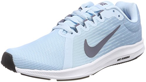 Azul Blue 8 Running para Zapatillas Light 400 Mujer leche Downshifter Cobalt Carbon Tint de Nike w4S0q0