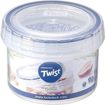 Lock n Lock Easy Essentials Twist 5-Oz. Food Storage Container