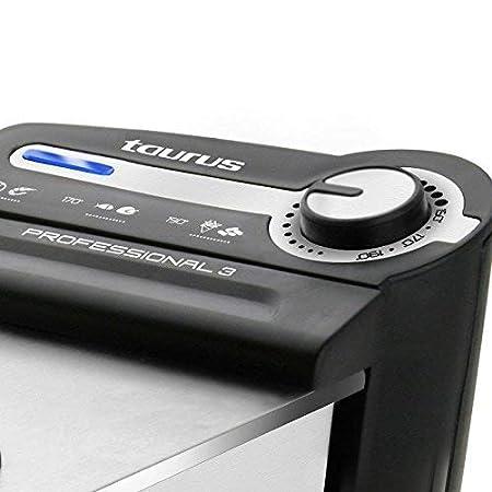 Amazon.com: Taurus 973946000 profesional 3 L ver V friteuse ...