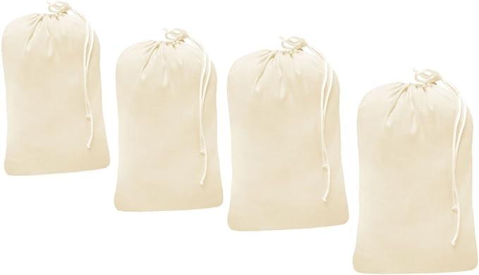 Amazon.com: Resistente Lona de algodón Bolsa para la ...