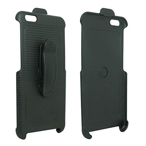 UPC 637057138938, For iPhone 6+ or 6S+ Black Swivel Belt Clip Holster Case