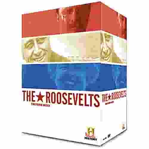 The Roosevelts - Transforming America (6-disc Box Set) Roosevelt Homes, Eleanor Roosevelt - A Restless Spirit, FDR - A Presidency Revealed 1&2, Teddy Roosevelt - An American Lion 1&2