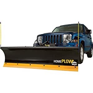 Home Plow by Meyer Snowplow - Power Angling, Model# 26000