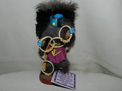 Hoop Dancer Kachina (Doll Kachina Owl)