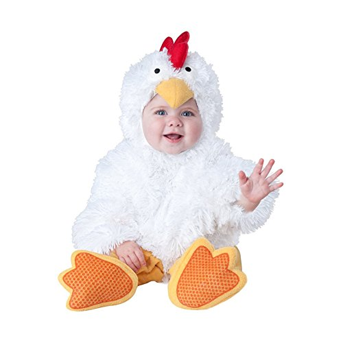 Cute Ideas For Infant Halloween Costumes (8 Kinds Animal Baby Costumes Halloween Costume Ideas For Toddler Girls & Boys For 7 - 24 Months (19-24 Months, Chick))