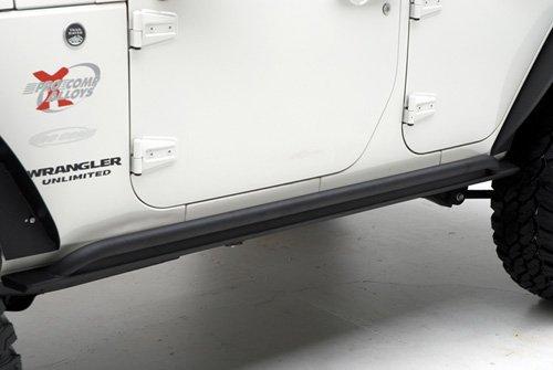 Smittybilt 76895 Jeep Wrangler XRC Rock Sliders - JK - Rock Sliders