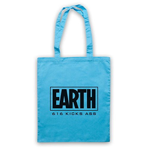 Clair Inspire Ass Marvel Earth Sac Comics Officieux Par Bleu Kicks D'emballage 616 AAPrpqw