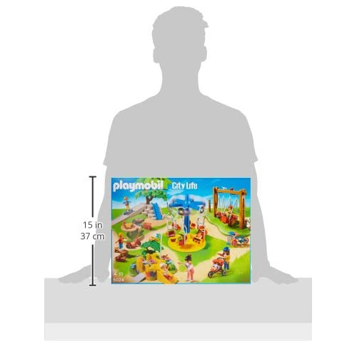 Playmobil - Grand jardin d\'enfants 5024 durable modeling ...