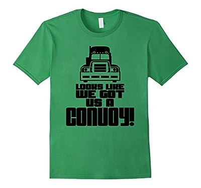 Trucker Driver Funny T-shirt