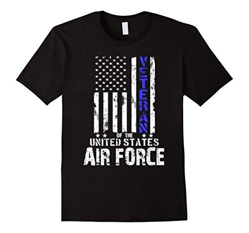 mens-us-american-flag-t-shirt-us-airforce-veterans-blue-line-2xl-black
