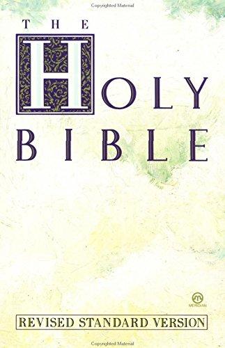 Holy Bible, Revised Standard Version