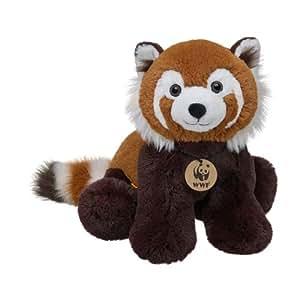 Build-a-Bear Workshop WWF Red Panda Stuffed Animal 16 in.