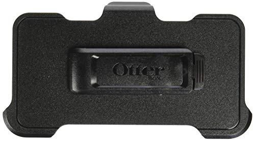 (OtterBox Holster Belt Clip for OtterBox Defender Series Apple iPhone 7/7s Case ONLY- Black - Non-Retail Packaging (Not Intended for Stand-Alone Use))