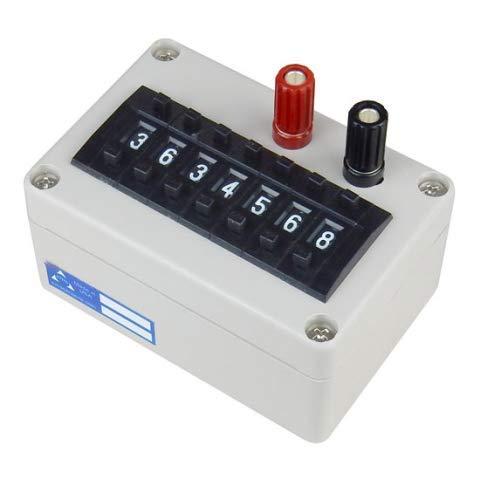 Decade Capacitor (Resistance Decade Box)