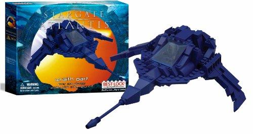 (Best-Lock - Stargate Atlantis Best-Lock jeu de construction Wraith Dart)