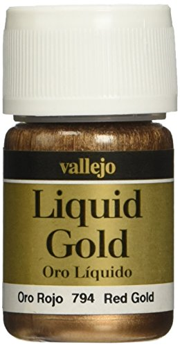 (Vallejo Red Gold Paint, 35ml)