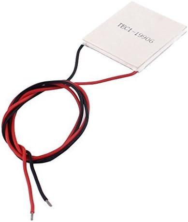 N/A TEC1-19906 6A 24V 120W 40x40x4mm Módulo de Placa de refrigeración termoeléctrica Peltier