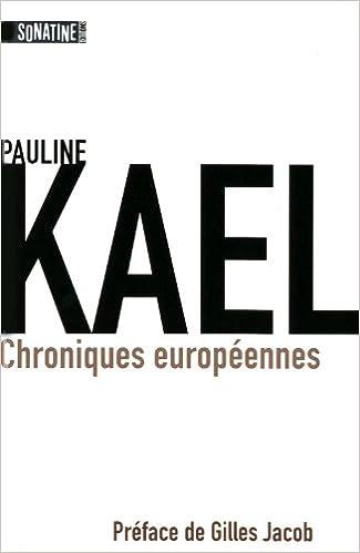Télécharger en ligne CHRONIQUES EUROPEENNES pdf ebook