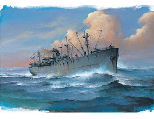 Amazon.com: Trumpeter 1/700 USS SS John W café Liberty Ship ...