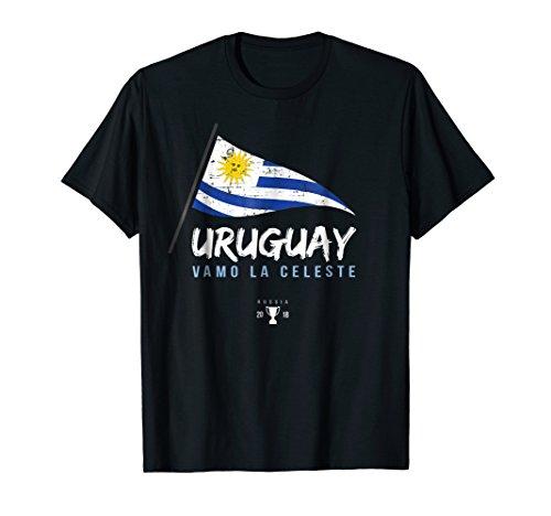Uruguay Soccer Shirt 2018 World Football Team Cup (Uruguay World Cup)