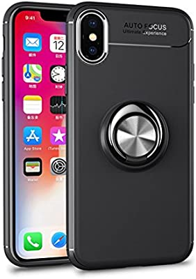 dd40483f018 Bocon Funda iPhone 6/6s, 360 Giratoria de Teléfono con Anillo para  Protección Completa Funda Protectora Ligera y Delgada Carcara para Teléfono  Móvil iPhone ...