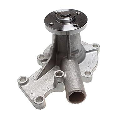 Water Pump Fits Bobcat Excavator 320//322 /& Skid Steer Loaders 453//463//MT50//MT52