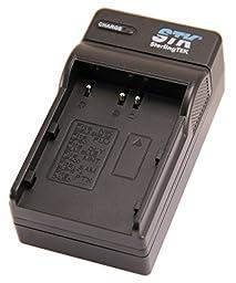 STK EN-EL3e Charger for Nikon Digital SLR D80 D700 D90 D300 D100 D200 D300s D50 D70s D70 Cameras