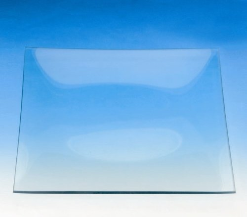Glasteller viereckig 25x25cm
