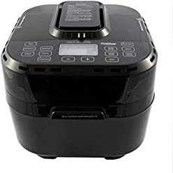 NuWave 10-quart Brio Healthy Digital Air Fryer with One-Touch Digital Controls,