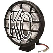 "KC HiLiTES 1150 Apollo Pro 6"" 100w Single Spot Beam Light with Integrated Stone Guard"