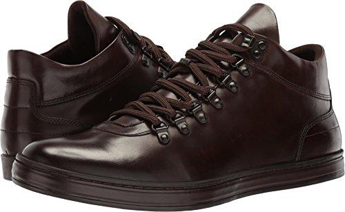 Kenneth Cole New York Men's Brand Tour Pb Sneaker, Brown Leather, 12 M US by Kenneth Cole New York