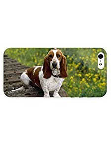 3d Full Wrap Case For Sam Sung Note 2 Cover Animal Basset Hound84