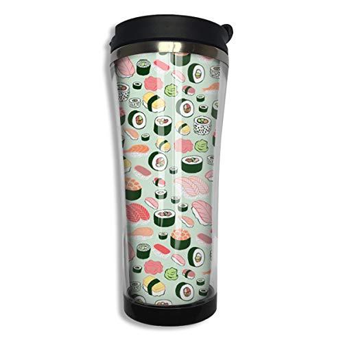 Huinn Thermos Water Coffee Cup Travel Mug Sushi