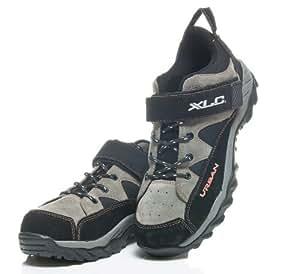 XLC Lifestyle Schuhe 'Urban II' CB-L04 Gr. 44 schwarz/grau/orange