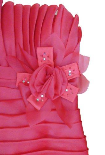 Y Damen Alivila Kleid Fashion Rot OqxzdHw