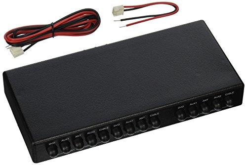 MagnadyneVCS-10 5-Input / 3-Output Video A/VSwitching Center