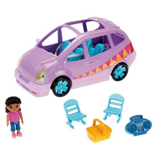 - Fisher Price Dora Picnic Adventure Van