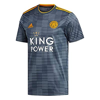 adidas Leicester City Away Men's Soccer Jersey 2018-19