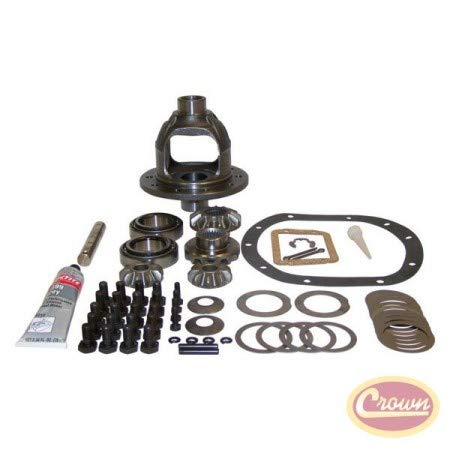 Differential Case Assy - Crown# ()