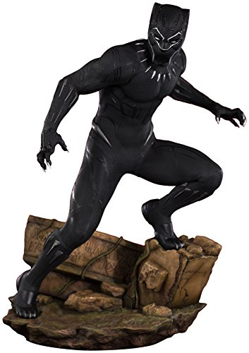 Kotobukiya Artfx Statue - KOTOBUKIYA  BLACK PANTHER MOVIE BLACK PANTHER ARTFX STATUE