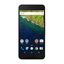 Huawei Nexus 6P – 64 GB Graphite (U.S. Version: Nin-A12) - Unlocked 5.7-inch Android 6.0 smartphone w/ 4G LTE (U.S. Warranty)