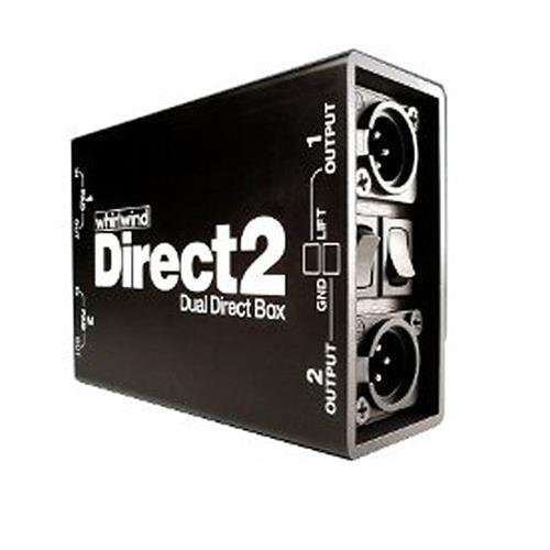 Whirlwind DIRECT2 Dual Direct Box by Whirlwind (Image #1)