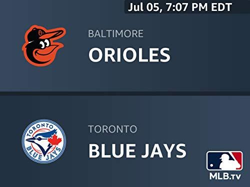 Toronto Blue Jays Game - Away Broadcast