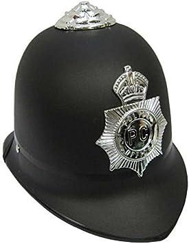 Police Bobby Helmet - Childs Size (gorro sombrero)  Amazon.es  Juguetes y  juegos d79dc48b79d