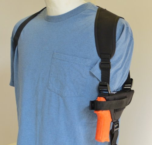 Shoulder Holster for Glock 19, 23, 29, 30 and 32, Right Handed Use by Federal Holsterworks