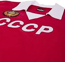 COPA Football - Camiseta Retro CCCP (URSS) años 1980 (XL): Amazon ...