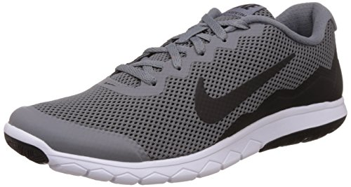 0ca79c6169b Galleon - Nike Men s Flex Experience RN 4 (Cool Grey Black Black) Running  Shoe