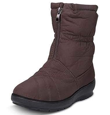 Amazon.com   labato Women's Waterproof Wide Calf Winter