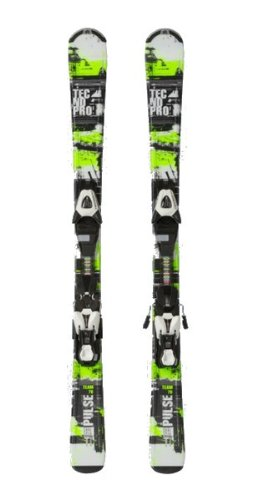 61889550d Image Unavailable. Image not available for. Colour: Tecno Pro Children's  Ski Pulse ...